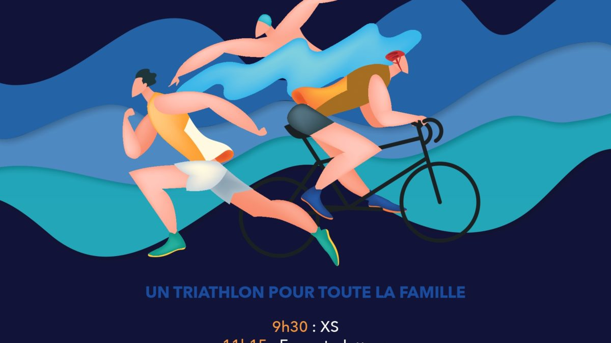 Triathlon de Bègles édition 2021