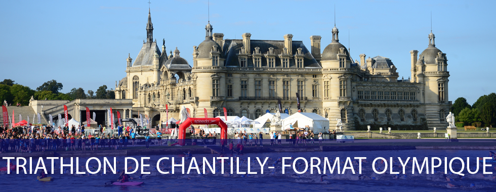 Le CAB au Triathlon de Chantilly