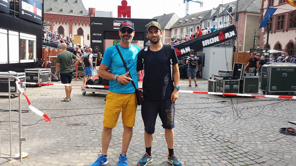 IM Francfort – Denis: you are an Ironman!